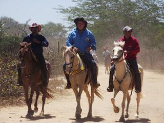 DSCF0111 Cavalgada da União atrai centenas de cavaleiros no Cariri
