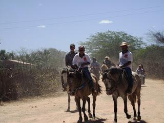 DSCF0116 Cavalgada da União atrai centenas de cavaleiros no Cariri