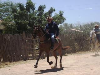 DSCF0118 Cavalgada da União atrai centenas de cavaleiros no Cariri