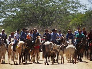 DSCF0134 Cavalgada da União atrai centenas de cavaleiros no Cariri