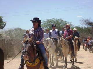 DSCF0138 Cavalgada da União atrai centenas de cavaleiros no Cariri