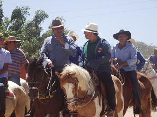 DSCF0139 Cavalgada da União atrai centenas de cavaleiros no Cariri