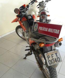 MOTO-TOMADA-POR-ASSALTO-250x300 Em Monteiro: Polícia recuperada Moto roubada em menos de 2 horas