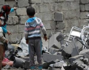 escola-310x245-300x237 Dez crianças morrem e 28 ficam feridas em ataque a escola no Iêmen