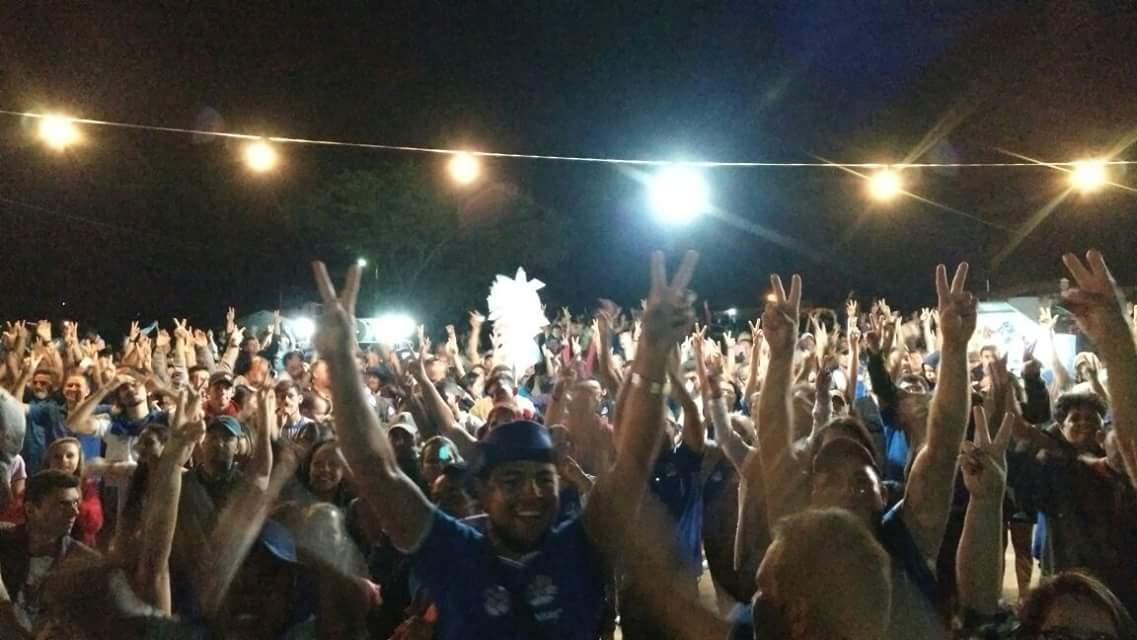0da66b7b-b309-4a3e-a255-0e19036e4164 Multidão invade a zona rural de Livramento