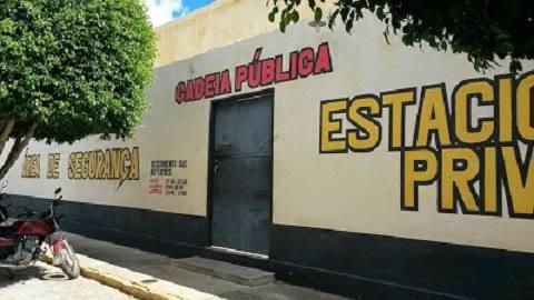 14199381_862435710568117_3696584393762806314_n Apenado foge da Cadeia Pública de Serra Branca