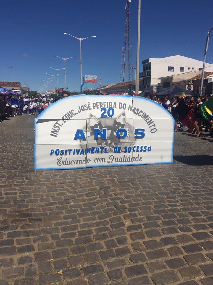 14224865_1148823395175099_497521855321344535_n Desfile cívico de Monteiro marca comemoração ao dia 07 de setembro, veja as imagens