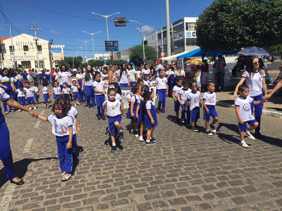 14291729_1148824855174953_5335376798263614176_n Desfile cívico de Monteiro marca comemoração ao dia 07 de setembro, veja as imagens