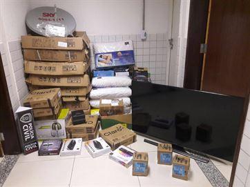 16842936280003622710000-300x225 Detidos suspeitos de clonar cartões e fraudar compra de produtos pela internet, na PB