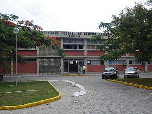 300px-Reitoria_UFCG-300x225 Curso de Educação do Campus na UFCG recebe cinco estrelas em avaliação nacional