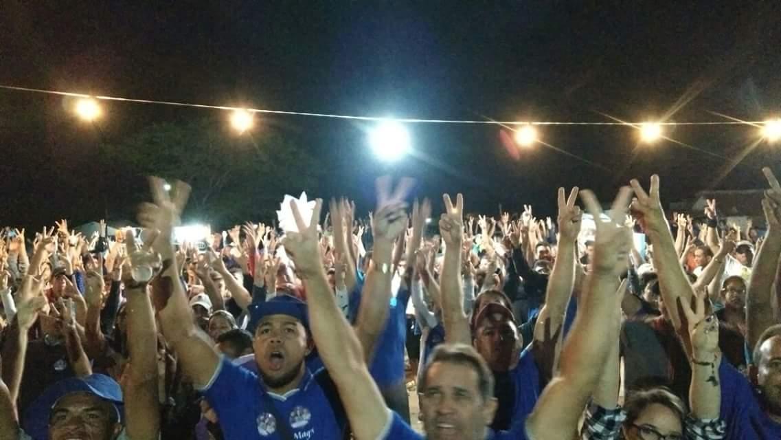 537ccc20-e446-486f-bde7-23c8a241ce85 Multidão invade a zona rural de Livramento