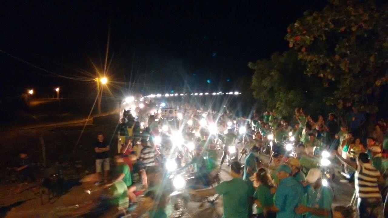 77651f77-492f-4603-aaef-a9c07bd1e14c Multidão prestigia comício de Felizardo Moura na Prata