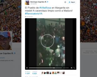 MADURO-310x245-300x237 Vídeo mostra Maduro cercado e hostilizado por manifestantes