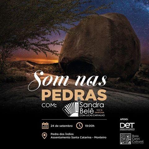 c03fd9ff-b957-45ce-80ee-cf3b01b679ec Projeto Som nas Pedras acontece amanhã em Monteiro; Veja programação
