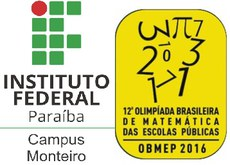 fe166988-4760-4e31-81ad-5cdb8a36876a Alunos do IFPB Monteiro na 2ª fase da OBMEP 2016