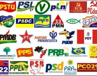 partidos-310x245-300x237 Cláusula de barreira limitaria ação de 14 partidos se já vigorasse