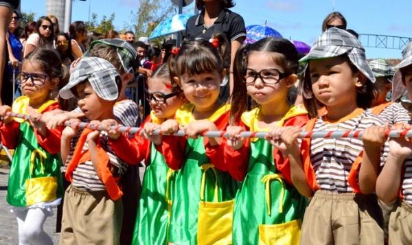 thumbs-4 Desfile cívico de Monteiro marca comemoração ao dia 07 de setembro, veja as imagens
