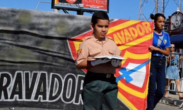 thumbs Desfile cívico de Monteiro marca comemoração ao dia 07 de setembro, veja as imagens