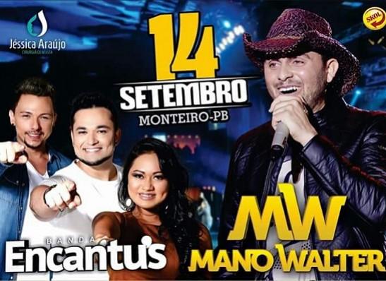 timthumb-2-2 Mano Walter e Banda Encantu's fazem show nesta quarta-feira, em Monteiro