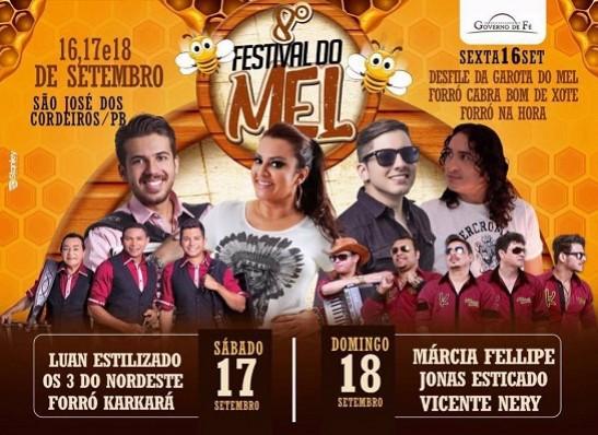 timthumb-5-1 São José dos Cordeiros realiza 8º Festival do Mel a partir desta sexta-feira no Cariri