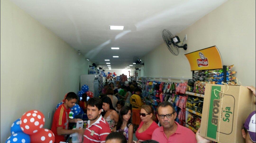14796066_10208041776425346_275806622_o Supermercado Compre Mais é inaugurado em Monteiro