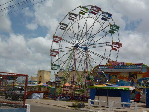P1020210-620x465 Criança morre eletrocutada dentro de parque de diversão na Paraíba