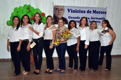 006 Secretaria de Educação de Monteiro realiza culminância de projeto na Educação Infantil