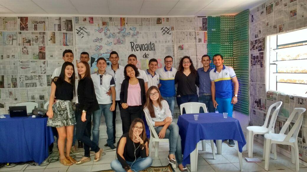 """0b3cedf2-233c-4fad-a440-e934c8fa0976-1024x576 Escola I.E.J.P.N Realiza Projeto """"""""Feira de Leitura e Escrita"""" em Monteiro"""