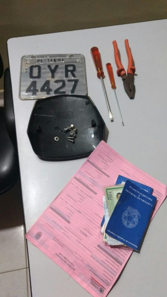0e3fc763-1775-4f7a-8148-0fc2d143ecc5-576x1024 Em menos de 10 horas, polícia recupera moto roubada em Monteiro
