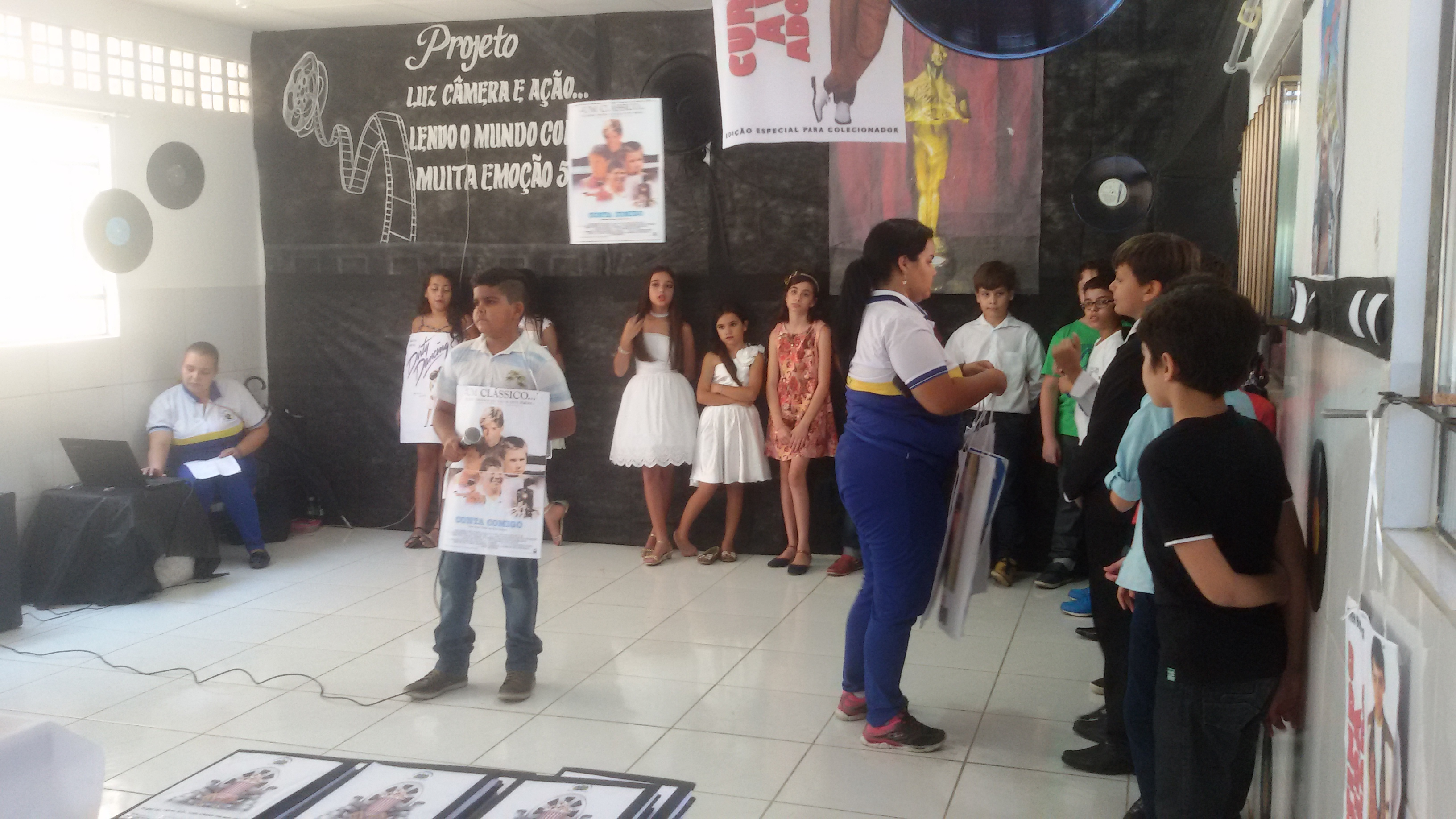 """20161110_101606-1024x576 Escola I.E.J.P.N Realiza Projeto """"""""Feira de Leitura e Escrita"""" em Monteiro"""
