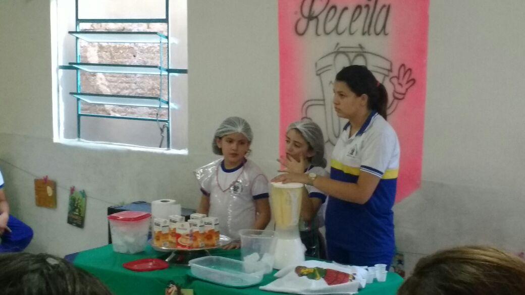 """4af0b76b-1446-4079-933c-e3cd7b51830d Escola I.E.J.P.N Realiza Projeto """"""""Feira de Leitura e Escrita"""" em Monteiro"""