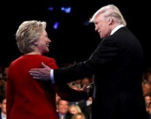 TRUMP-E-HILARY-310x245-300x237 Nova pesquisa aponta Hillary 5 pontos à frente de Trump
