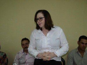 """carmelita_reuniao1-300x225-300x225 Prefeita reeleita de Livramento Carmelita Ventura participa em Brasília do """"Seminário Novos Gestores"""""""