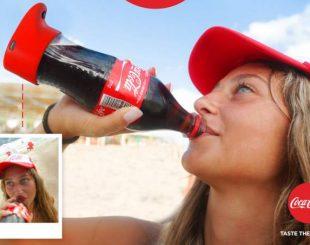 coca-cola-310x245-300x237 Coca-Cola cria garrafa que virá com câmera para 'selfies' de consumidores