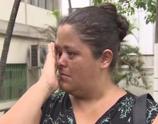 mae-310x245-300x237 'Não sei o que fazer', diz mãe de garoto de 13 anos detido 16 vezes