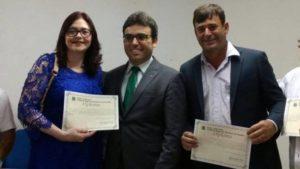 carmelita_diplomacao-300x169 Prefeita de Livramento é diplomada, agradece a Deus e dedica vitória ao povo