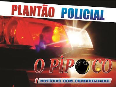plantao-policial Preso casal suspeito de assassinar adolescente em Barra de Santa Rosa