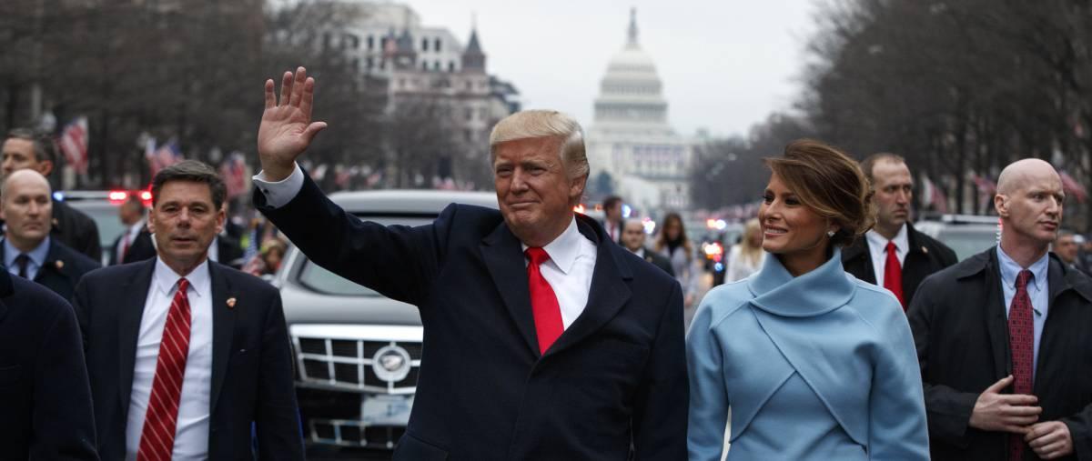 1484928539_924950_1484954697_portada_normal O populista Trump chega à Casa Branca agitando a bandeira do nacionalismo