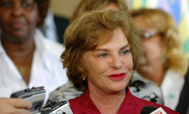 2008051927648 Mulher de Lula, Marisa Letícia, sofre AVC e é internada em São Paulo em estado grave