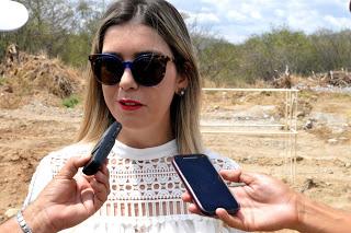 5 Prefeita de Monteiro pede interligação da transposição com açude de Pocinhos