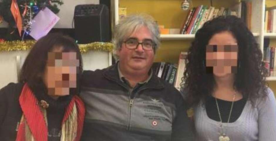 donaandreacontinamanti645 Padre escandaliza Itália com casos de orgia com 9 mulheres