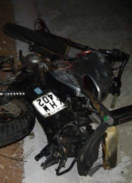 moto Acidente com moto deixa vítima fatal em Sume