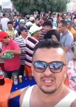 123 Sucesso: Secretário de São João do Tigre convida População para brincar o melhor carnaval da região do Cariri