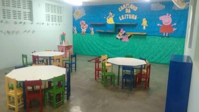 2 Educação Infantil inicia o ano com melhorias em Camalaú