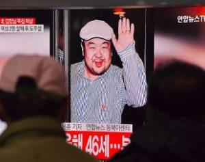 CORÉIA-310x245-300x237 Meio-irmão de líder norte-coreano foi morto com arma química. diz Malásia