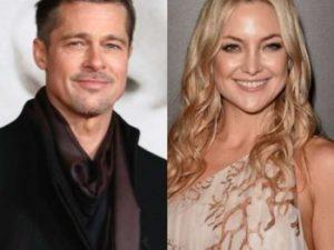 Pitt-e-Hudson-350x263-300x225 Brad Pitt e Kate Hudson estão morando juntos em Hollywood
