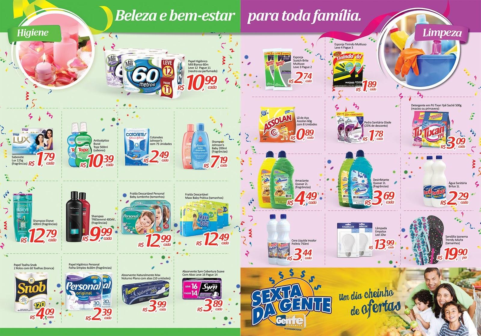 bd Uma folia de promoção no Bom demais supermercados em Monteiro