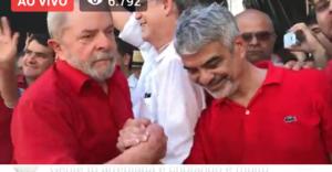 lula-25-300x156 Acompanhe ao vivo em nossa página do Facebook todos os detalhes da chegada de Lula a Monteiro.