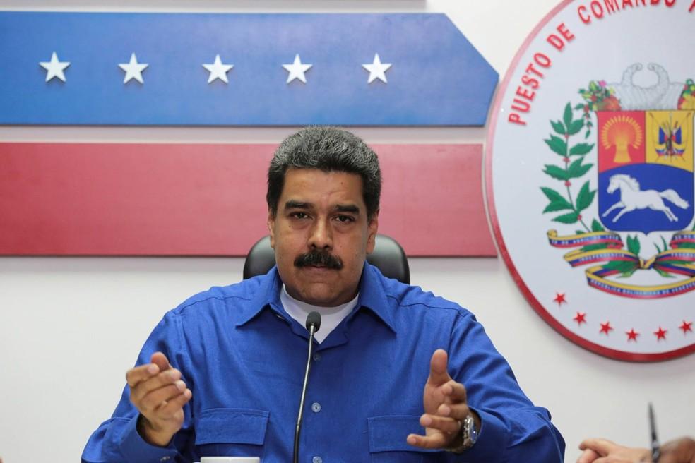 maduro-300x200 14 países da OEA, entre eles o Brasil, pedem que Venezuela marque eleições e solte presos políticos