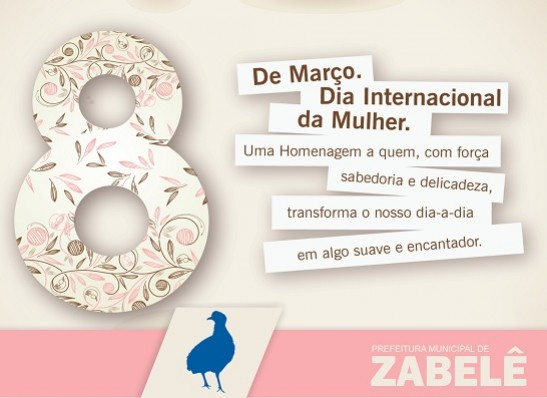 timthumb-3 Prefeito de Zabelê emite mensagem as mulheres Zabelêenses pelo seu dia